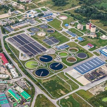 abarcones u bolts para plantas de tratamiento de aguas edars